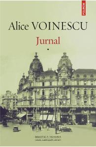 """ebook """"Jurnal"""" de Alice Voinescu volumul 1"""