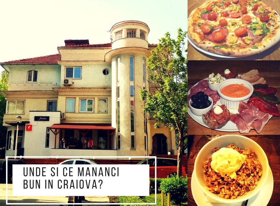 Unde si ce mananci in Craiova?