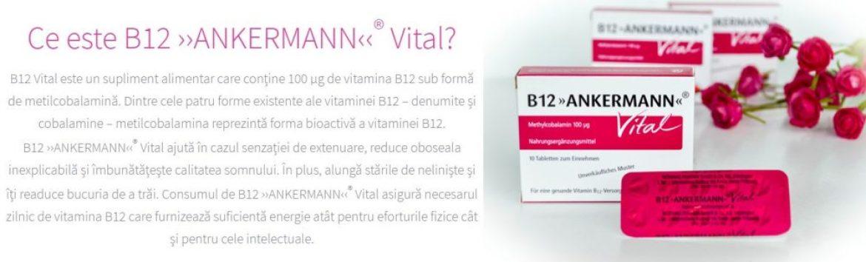 In vara asta familia mea se reVITALizeaza cu B12 Vital!