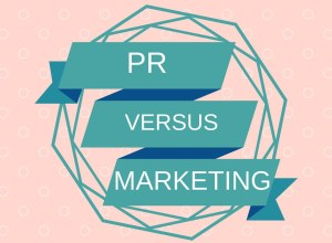 Relatii publice versus Marketing
