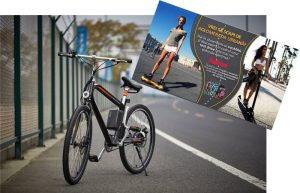 bicicleta electrica airwheel
