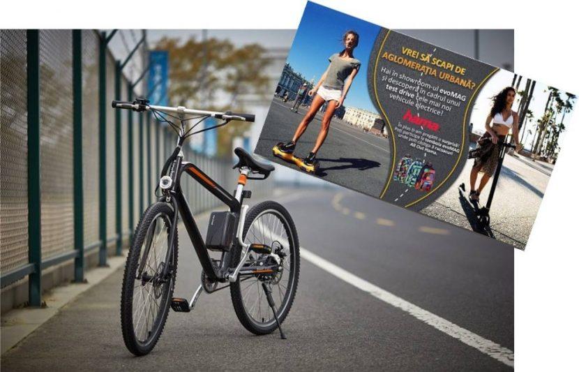 bicicleta electrica airwheel