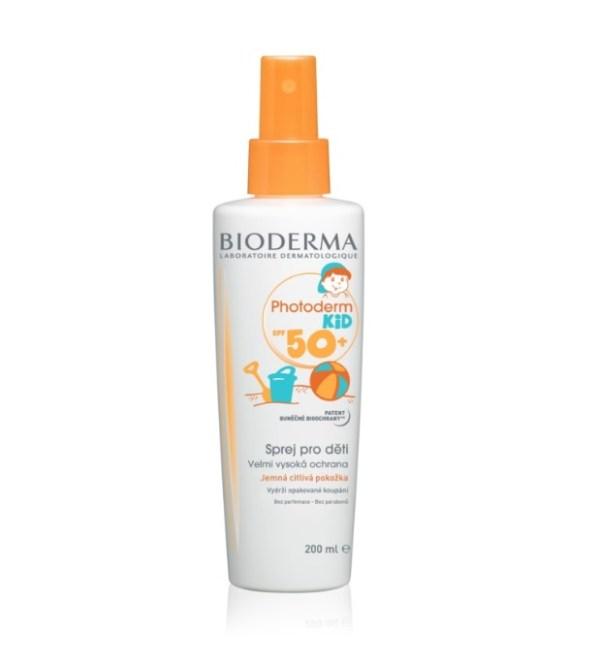 Bioderma Photoderm KID Spray spray protector pentru copii SPF 50+