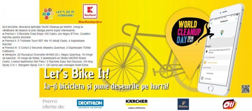 Let's Bike it, Romania!