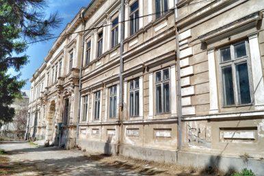 Monumente uitate - Baile Comunale Craiova