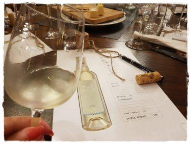 Hai sa notam caracteristicile vinului!