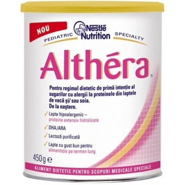 Lapte praf Nestle Althera 450g de la ALTHERA