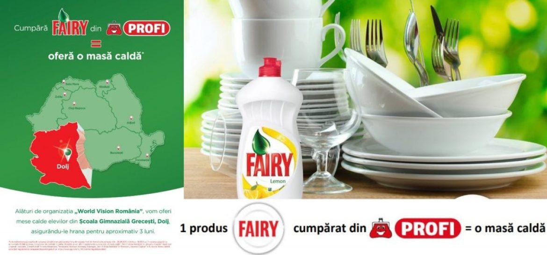 Fairy se implica in comunitate!