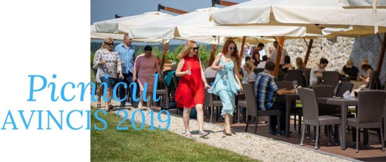 Picnicul Avincis 2019 - sosirea oaspetilor