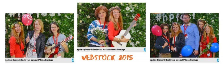 Bucuria, emotia ce insoteste Webstockul