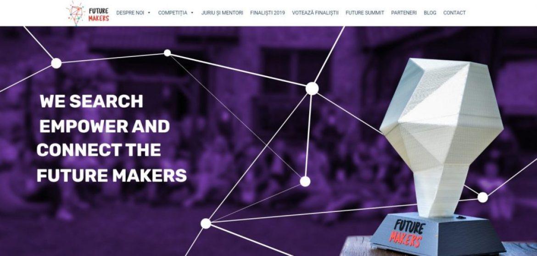 Green Electronics, una din echipele finaliste in cadrul programului Future Makers