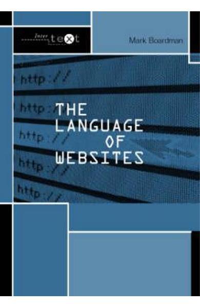 Language of Websites - Mark Boardman
