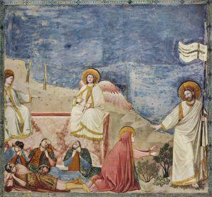 Invierea lui Hristos Giotto di Bondon