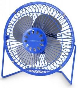 Ventilator de birou Esperanza EA149B, 2.5W (Albastru)