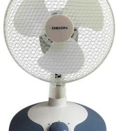 Ventilator de birou Orion OFD-1609, 25 W, 2 trepte de viteza, Functie oscilare
