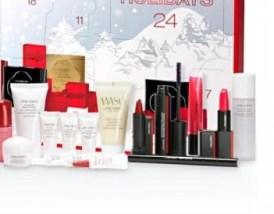 shiseido calendar