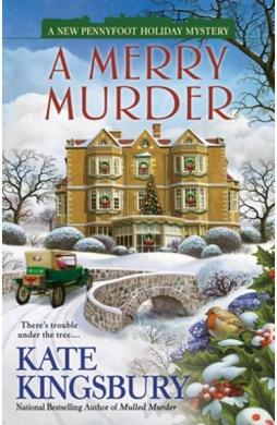 A Merry Murder - Kate Kingsbury