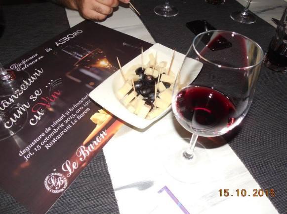 Degustare Delaco si Vinarte Terase Dunarene 10
