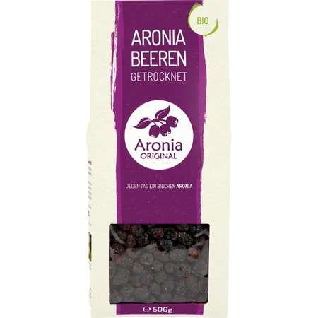Fructe de Aronia BIO uscate Aronia Original 500 grame