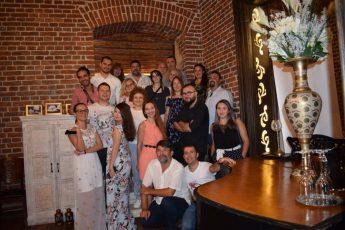 Jocul iubirii dintre Ice Wine si Grana Padano la 5 Continents! - Copy