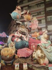 Valencia Las Fallas 3