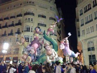 Valencia Las Fallas 4
