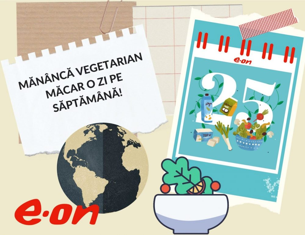 Calendar de sustenabilitate ziua 25