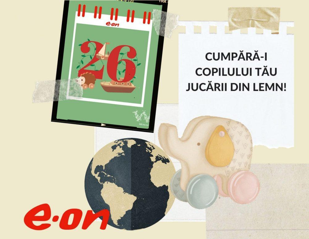 Calendar de sustenabilitate ziua 26