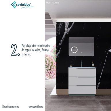 Cinci lucruri despre mobilierul infoliat cu PVC Savini Due 2