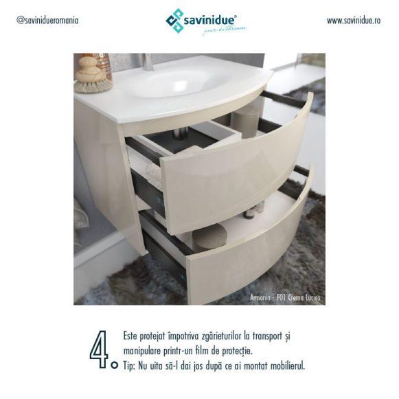 Cinci lucruri despre mobilierul infoliat cu PVC Savini Due 4