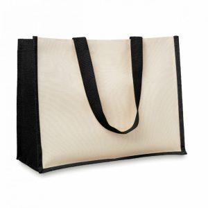 Shopping bag din iuta