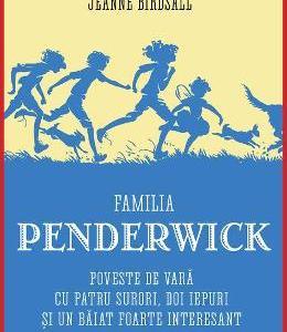 Familia Penderwick: Poveste de vara cu patru surori