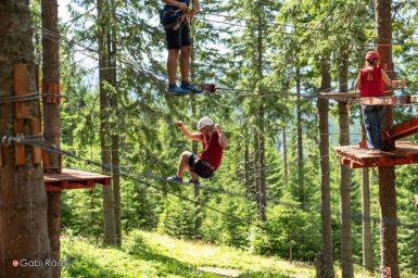 Fii competitiv si distreaza-te in Parc Aventura din Ranca! 3