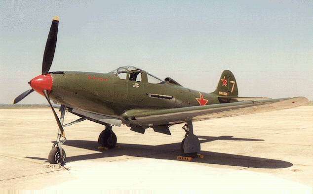 P-39 Airacobra. Bell