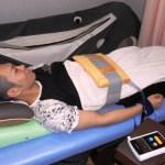 超音波で治療