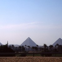 egypt 1: pyramids, houses of eternity