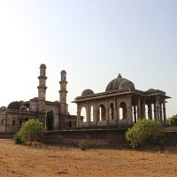 champaner—the muslim part of the champaner-pavagadh unesco world heritage site