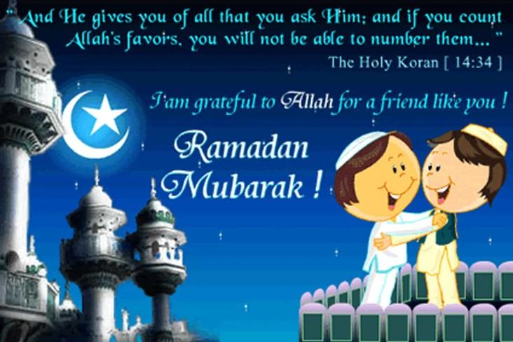 Ramadan Mubarak Greetings Prayers Messages