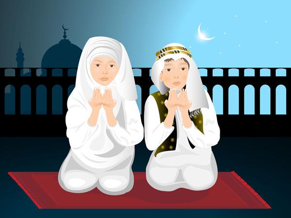 ramadan kareem prayers