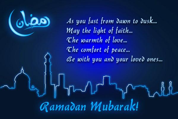 happy ramadan message 2019