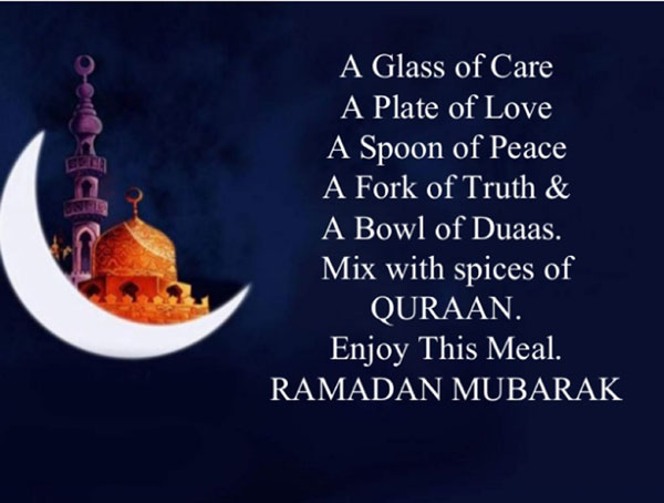 ramadan messages images