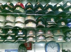 Aneka Topi Militer Murah
