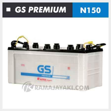 Aki GS Premium N150