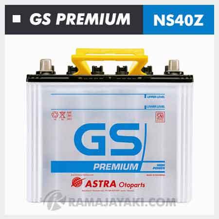 Aki GS Premium NS40Z