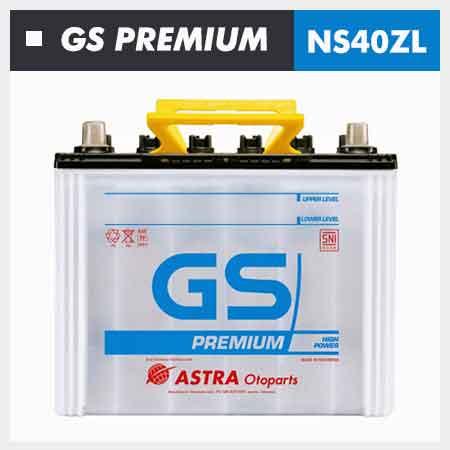 Aki GS Premium NS40ZL