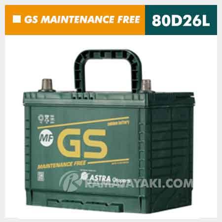 Aki GSMF 80D26L