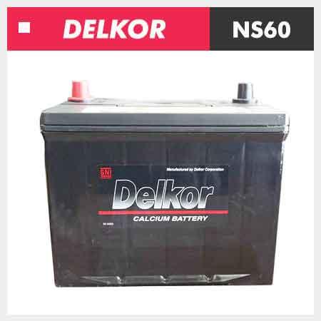 Aki Delkor NS60