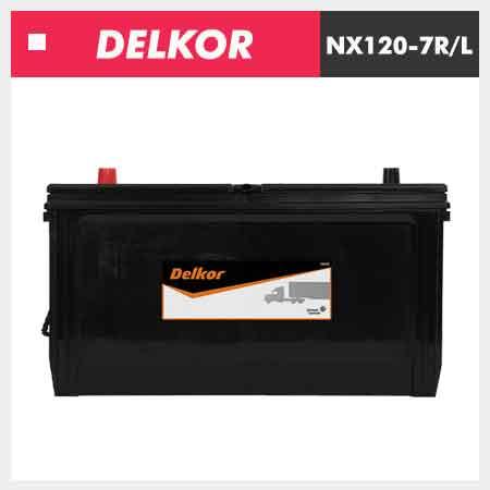 Aki Delkor NX120-7R/L