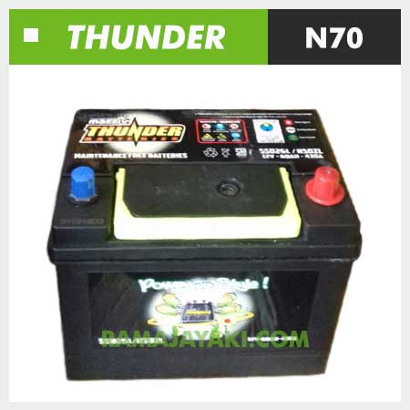 Aki Thunder N70
