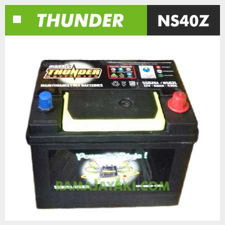 Aki Thunder NS40Z